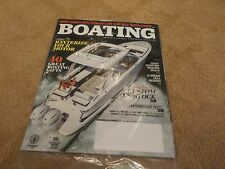 "NOVEMBER / DECEMBER 2016 ""BOATING"" POWERBOAT MAGAZINE - NEW SEALED - BOAT TESTS"