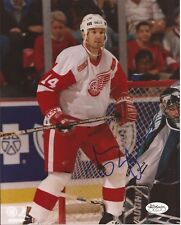 Brendan Shanahan Detroit Red Wings Autographed Signed 8x10 Photograph (JSA)