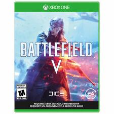 Battlefield V - Standard Edition (Xbox One. 2018) Brand New