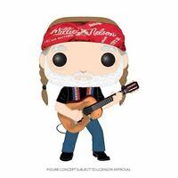 Willie Nelson Pop! Vinyl Figure PRE ORDER. AUGUST