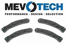 NEW Jeep Grand Cherokee 99-04 Set of 2 Upper and 2 Lower Control Arms Mevotech