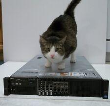 Dell PowerEdge R720 Virtualization Server 2x2.4GHz 12 Core 4x300GB H710P iDrac7