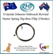 1 x New Evinrude Johnson 5hp-Thru-35hp 2/stroke Recoil Starter Spring # 336681