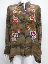NWT Johnny Was Workshop Esmeralda Handkerchief Bolero Shirt-XL / XXL- JW63310718