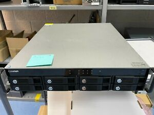 TS853BU-RP 8 BAY NAS  - Tested with  warranty, VAT, Delivery