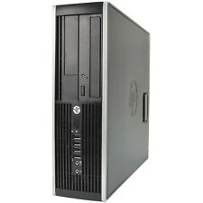 HP  8300 SFF Quad i7-3770 3.40 GHz New 240 GB SSD 16GB DDR3 Windows 10 WiFi