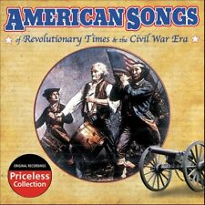 American Songs of The Revolution & Civil War Era NEW CD