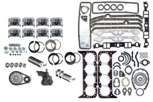 Chevy Fits Engine 305 5.0 80-85 Truck Rebuild Kit