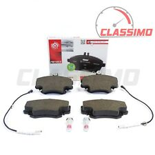 Front Brake Pads - RENAULT CLIO Mk 2 - all models excl RS 2.0 3.0 - 1998 to 2006