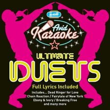 Karaoke - Ultimate Duets (2008) Full Lyrics Included [SAME DAY DISPATCH] *NEW*