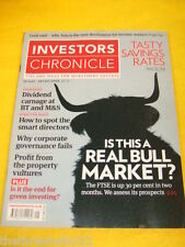 INVESTORS CHRONICLE - LOOK EAST ASIA - MAY 22 2009