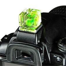 One Axis Hot Shoe Spirit Bubble Level for Camera Canon/Nikon/Sony - USA SELLER