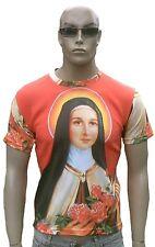 Ave María Magdalena Santa Madonna religión t-shirt s