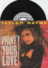 TAYLOR DAYNE Prove Your Love 45/GER/PIC