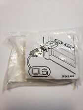 Dell DVI to VGA Adapter DP/N 0J8461 7P365 A00 New in Package