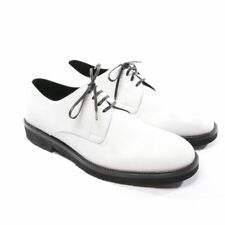 Dolce & Gabbana Lace up  White Men's Shoes Shoes Leather Size UK 6