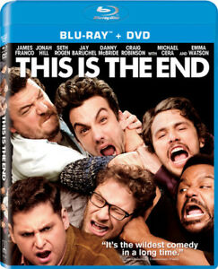 This Is the End [New Blu-ray] With DVD, UV/HD Digital Copy, Widescreen