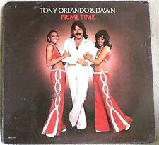 Tony Orlando & Dawn Prime Time 1974 Bell Records # BELL 1317 POP ROCK Sealed LP