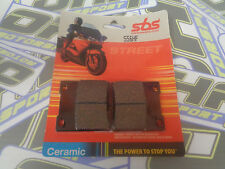 SBS Rear Brake Pads for Suzuki GSF400 Bandit 400 1991-1997 NEW