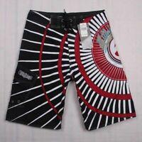 AU Billabong Men's Stripe Surf Board Shorts Shorts Swim Beach Pants Trunks 358#