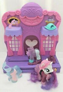 My Little Pony Friendship Magic Rarity Fashion Runway Playset With Box