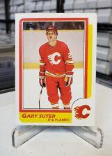 1986-87 Topps #189 Gary Suter RC KCC