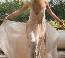 Free People Setting Sun Maxi Dress Size M Retails $350.00