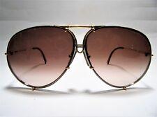ae076cb3b644 Porsche Design by Carrera 5621 rare silver gold Vintage Sunglasses 911  gradient