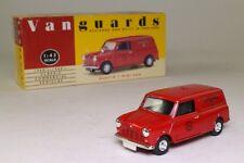Vanguards VA14001; Austin Mini Van; Royal Mail; 1:43 Scale, Excellent Boxed