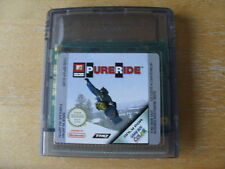 Nintendo Game Boy Colour Game - MTV SPORTS PURE RIDE Snowboarding CARTRIDGE ONLY