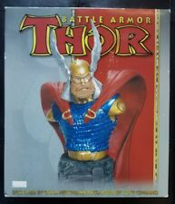 Marvel Battle Armor Thor Bust (New) Statue From Avengers.- Dynamic Forces