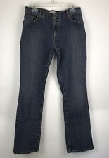 LEVI'S 55O Women's Relaxed Boot Cut Stretch Denim Jeans  12 M