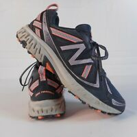 New Balance 410 v5 Trail Running Women's Shoes 9.5 D WT410CT5 Gray/Pink