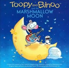 Toopy and Binoo and the Marshmallow Moon by Toopy and Binoo (CD, Aug-2011)