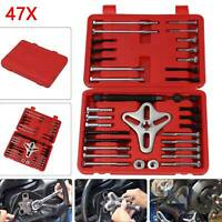 47PC HARMONIC  FLYWHEEL BALANCER CRANKSHAFT BALANCER GEAR PULLER PULLER TOOL KIT