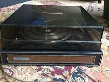 Garrard Turntable Record Player 6-200c Electrophonic Vintage Stereo