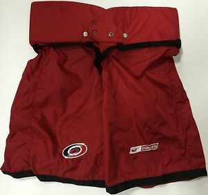 Nike Bauer Pro Stock Shell Extra Large Red Carolina Hurricanes 7119