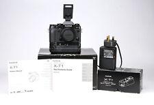 Fujifilm X-T1 Mirrorless Camera +Fuji EF-X8 Flash +Fuji Grip +1080p +7,336 Shots