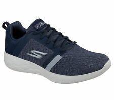 SKECHERS MENS TRAINERS -  GO RUN 600 REVEL  - 55069 NVY