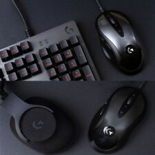 Logitech G MX518 16000DPI Mouse para juegos de 8 Botones héroe clásico Sensor 16K Ratones