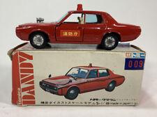 TOMY TOMICA DANDY #009 Toyota New Crown Fire Chief Car NIB Brand New