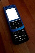 Nokia 6288 in Blue (Faulty)