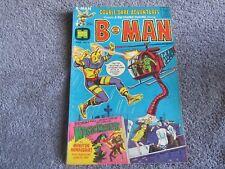 Harvey Thriller Double-Dare Adventures  Bee-Man  #2