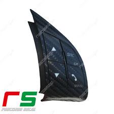 comandi al volante fiat grande punto 500 ADESIVI decal tuning cover carbonlook