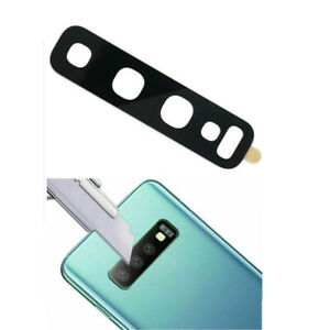 Back Rear Camera Tempered Glass Lens Cover For Samsung Galaxy S10 SM-G973