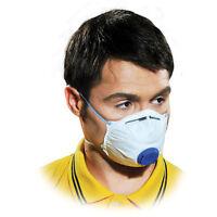 Staubmaske 10 Stück Feinstaubmaske Atemschutzmaske Atemschutz FFP2 EN149 NEU