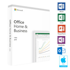 Microsoft Office Home and Business 2019 For Mac Lifetime  Fast D All Languages