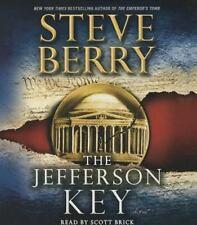 The Cotton Malone: The Jefferson Key Bk. 7 by Steve Berry (2013, CD, Abridged)