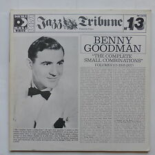 JAZZ TRIBUNE N°13 BENNY GOODMAN Complete small combinations PM 43176