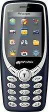 Micromax X1i- (Blue) Feature Phone Cell Phone,Keypad Phone,Mobile Phone